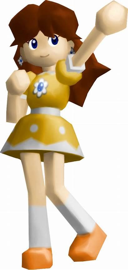Daisy Princess Land Deviantart Mario Tennis Nintendo