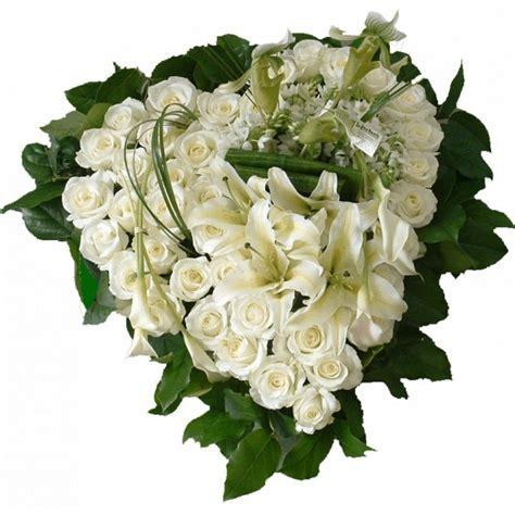composition de fleurs moderne flower hearth for funeral floral arrangement of flowers