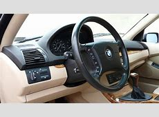 2003 BMW X5 30i 5speed manual German Cars For Sale Blog