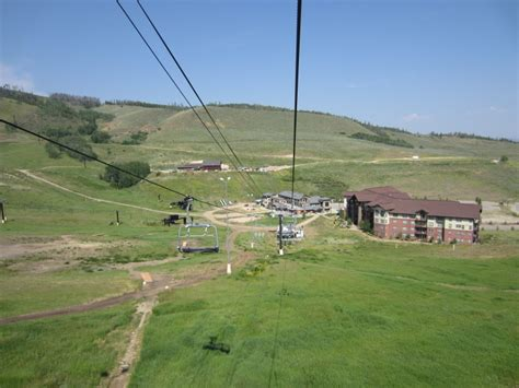 up the chairlift at granby ranch not your average engineer