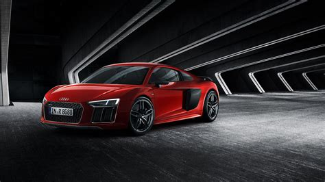 Top Free Red Audi R8 Backgrounds