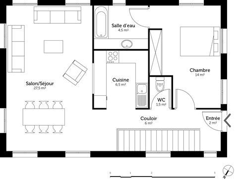 plan maison demi niveau 4 chambres supérieur plan maison demi niveau 4 chambres 4 plan