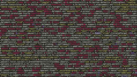 digital art minimalism code text html color codes