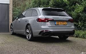 Audi Rs 4 : audi rs4 avant b9 7 january 2018 autogespot ~ Melissatoandfro.com Idées de Décoration