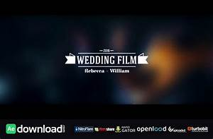 10 wedding titles motion array template free after With motion title templates free