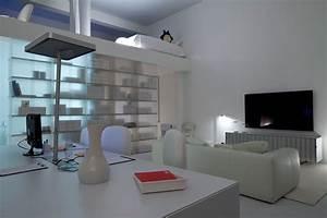 Travailler De Chez Soi : travailler chez soi jean nouvel design ~ Melissatoandfro.com Idées de Décoration
