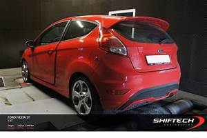 Fiesta St 150 Tuning : ford fiesta st tuned to 221 hp by shiftech autoevolution ~ Jslefanu.com Haus und Dekorationen