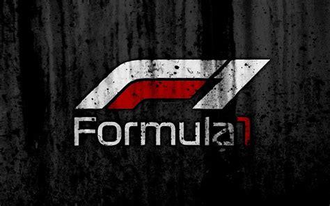 Kommt bald ein neues formel 1 logo. Download wallpapers Formula 1, 4k, new logo, grunge, F1 ...