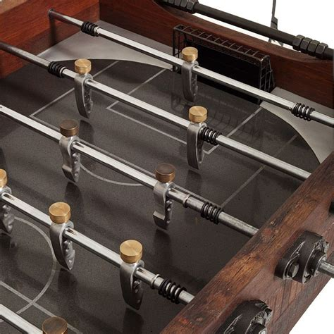 antique  foosball table american luxury