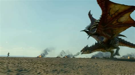 The Monster Hunter movie gets its first full trailer ...