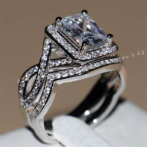 wedding rings diamonique vs moissanite qvc outlet online With qvc mens wedding rings