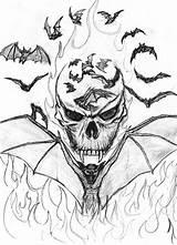 Diaries Antre Vampiro sketch template