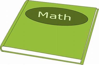 Math Clipart Textbook Books Clip Cliparts Text