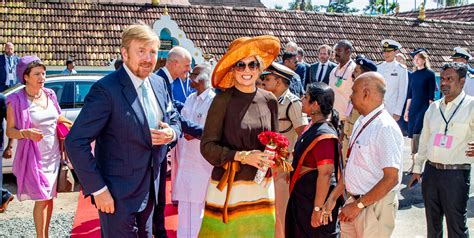 Queen Maxima Fashion Her State Visit