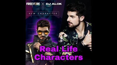 Because of that, they have to design a map super carefully so that players would not get bored playing on them for too long. Free Fire Characters Real Life/New Update Characters - YouTube