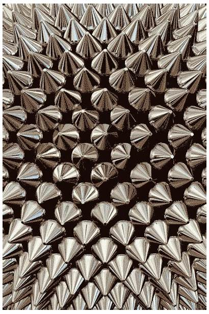 Silver Metal Texture Chrome Pattern Animated Giphy
