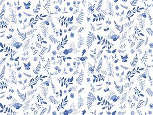 Blue Floral Pattern Background   www.imgkid.com - The ...
