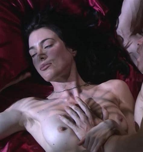 Jaime Murray Nude Sex Scene In Dexter Series Free Video