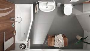Kleines Bad Mit Wanne : kleines bad zum traumbad ideen und badeinrichtung f r ein kleines badezimmer my lovely bath ~ Frokenaadalensverden.com Haus und Dekorationen