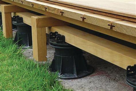 Buzon Adjustable Screwjack Pedestals  Professional Deck