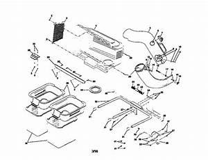 Photos About Craftsman Tractor Bagger Parts Diagram