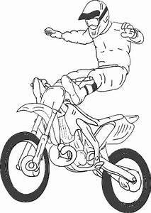 Ausmalbilder, Motorrad, Zum, Ausdrucken, 468, Malvorlage, Autos