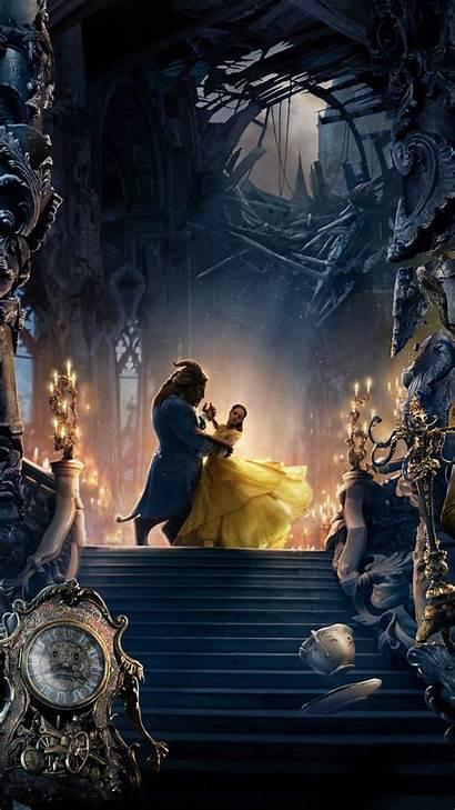 Beast Disney 4k Poster Io Above Wallpapers