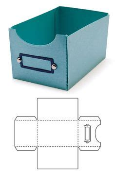 Lidded Box Template by Simple Box Template Perfume And Research