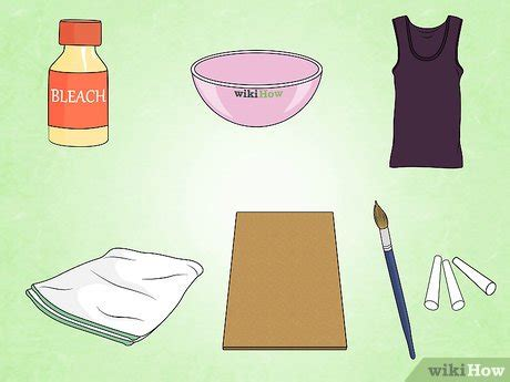 5 Formas De Diseñar Tu Propia Camiseta Wikihow