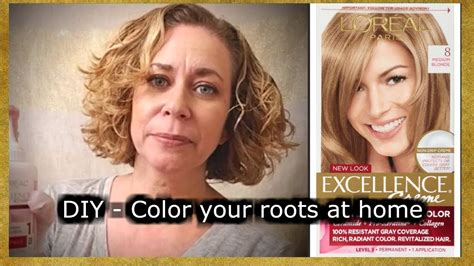 Coloring Roots At Home by Diy Coloring Roots At Home