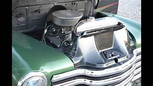 1950 Chevy Pickup Truck  V8 Automatic  Classic Daily