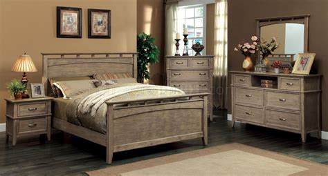 cm loxley bedroom  weathered oak woptions