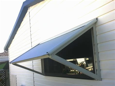 Buy Corrugated Window Awnings Online