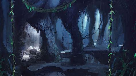image result  cave pool rpg art rage  demons