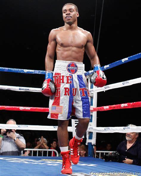 errol spence jr  present  future  american boxing