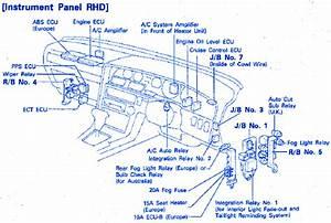 Toyota Supra 1999 Electrical Circuit Wiring Diagram  U00bb Carfusebox