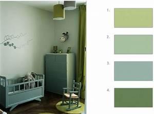 Peinture Vert De Gris : deco salon vert kaki avec murs vert de gris mur vert vert ~ Melissatoandfro.com Idées de Décoration