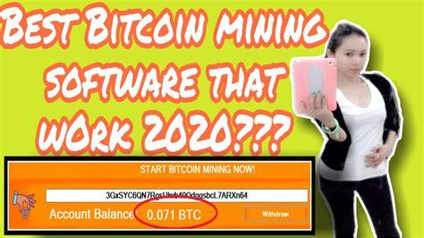 Marathon digital holdings (nasdaq:mara) 2. Best Bitcoin Mining Software That Work in 2020??? Review - YouTube