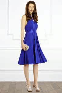 wedding dresses uk designer goddess dress cobalt blue wedding dress from coast