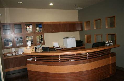 Reception Area Pediatric Office