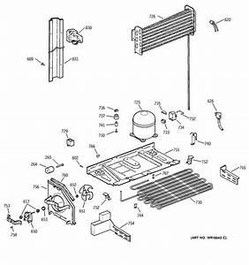 Unit Parts Diagram  U0026 Parts List For Model Ctx21dabrrww