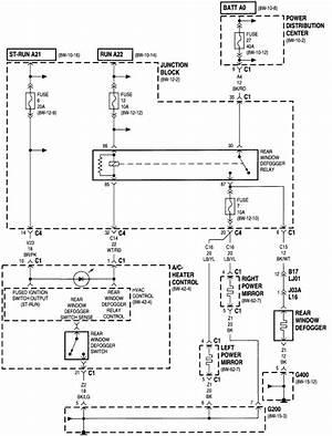 Wiring Diagram 98 Plymouth Voyager 3809 Julialik Es