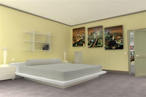 peinture dans chambre peinture onip chambre