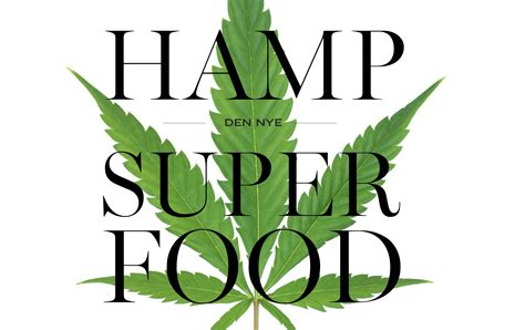 Hamp Er Den Nye Superfood Altdk