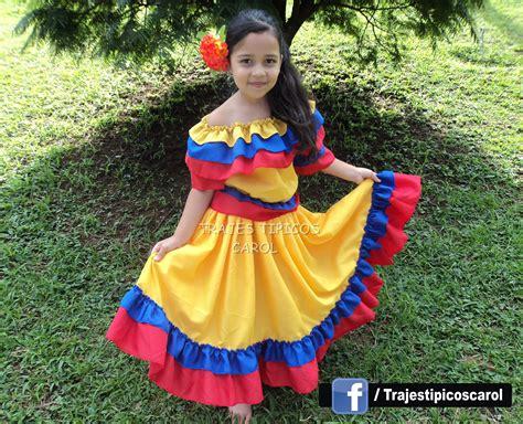 Traje tipico de colombia Traditional mexican dress