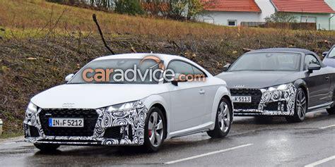 2019 Audi Tt S Spied Photos