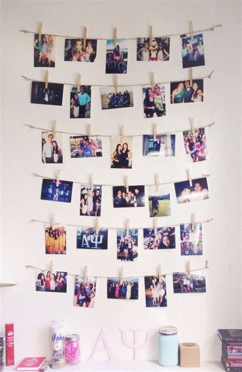 Foto Dekoration Ideen by 50 Decoration Ideas To Personalize Your Room With