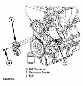34 Dodge Caravan Serpentine Belt Diagram
