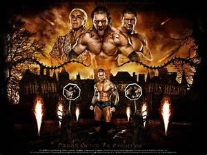 Randy Orton Vs Evolution Wallpaper by thetrans4med on ...