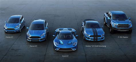 ford   plans  produce liquid blue paint